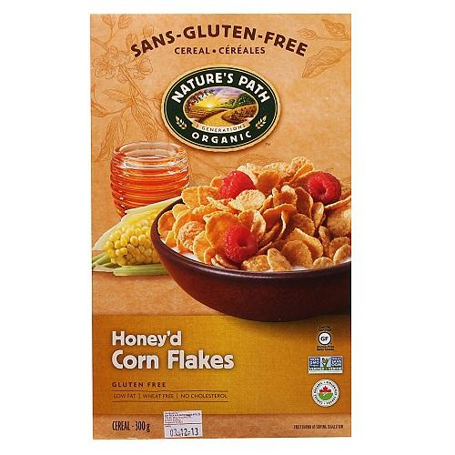 Nature's Path Honey'd Corn Flake Cereal (12x10.6 Oz)