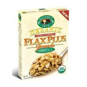 Nature's Path Granola Vanilla Almond Flax (12x11.5 Oz)