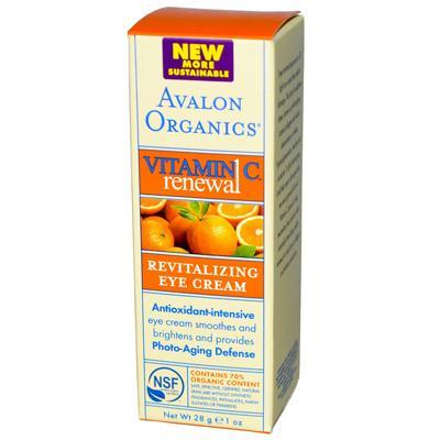 Avalon Vitamin C Eye Cream (1x1 Oz)
