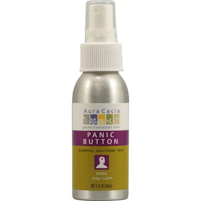 Aura Cacia Panic Button Mist (1x2 Oz)