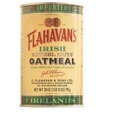 Flahavan's Irish Oatmeal (6x28oz)