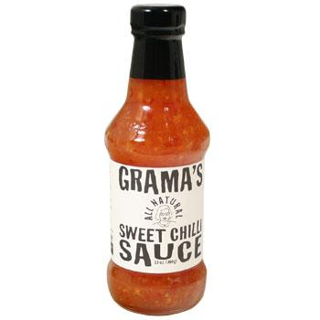Grama's Sweet Chili Sauce (6x13oz)