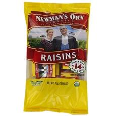 Newman's Own Organics Raisins Mini Boxes (12x14x.5 Oz)