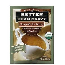 Better Than Gravy Organic Turkey Gravy Mix (12x1oz)