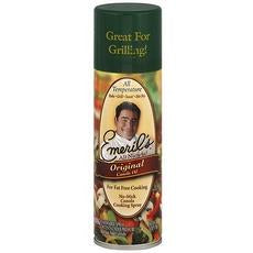 Emeril's Original Canola Oil Cooking Spray  (6x6-6 Oz)
