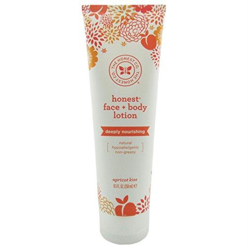 The Honest Company Face & Body Lotion Deeply Nourishing Apricot Kiss (1x8.5 Oz)