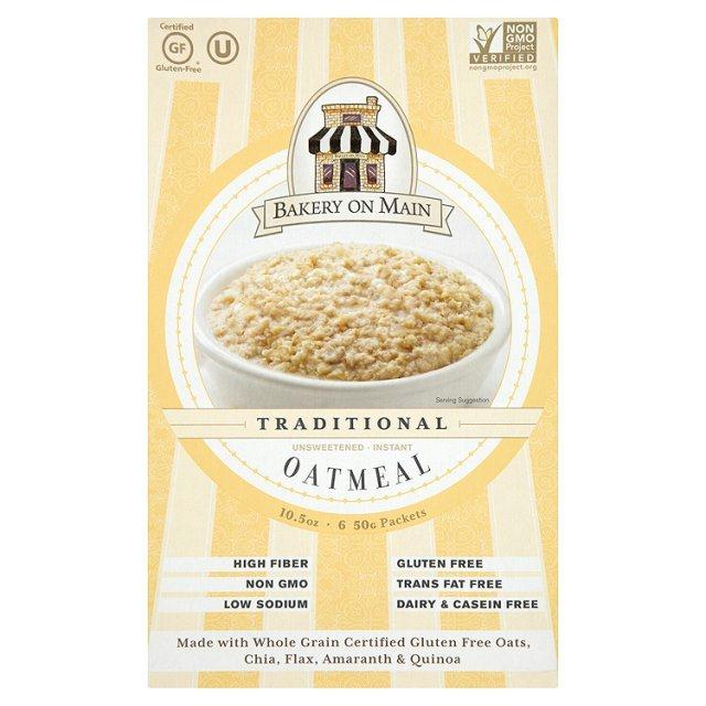 Bakery On Main Instant Oatmeal (6x10.5 Oz)
