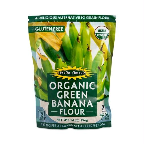 Let's Do Organic Organic Green Banana Flour (6x14 Oz)