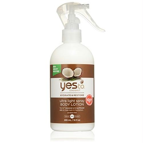 Yes To Coconut Light Spray Body Lotion (1x10 Oz)