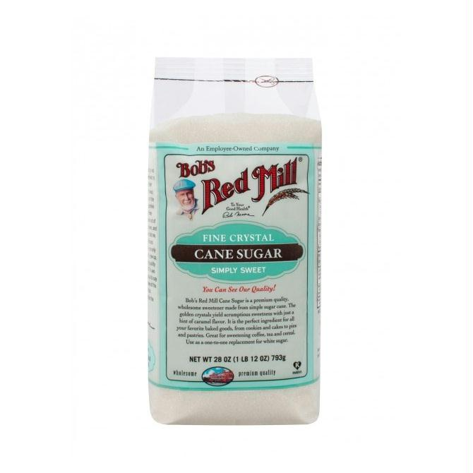 Bob's Red Mill Evaporated Cane Juice Sugar (4x28 Oz)