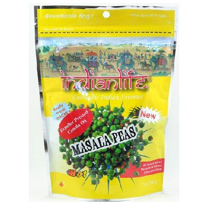 Indian Life Foods Masala Peas Mix (8x7oz )