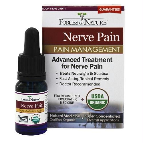 Forces Of Nature Nerve Pain Management (1x11 Ml)