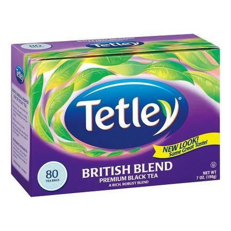 Tetley British Blend Tea Bags (12x80 Bag )