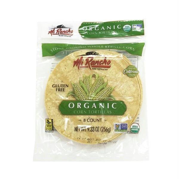 Mi Rancho Artisan Corn Tortillas (10x8.47 Oz)