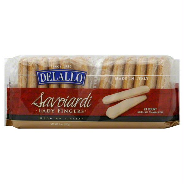 Delallo Savoiardi Lady Fingers (15x7.06 Oz)