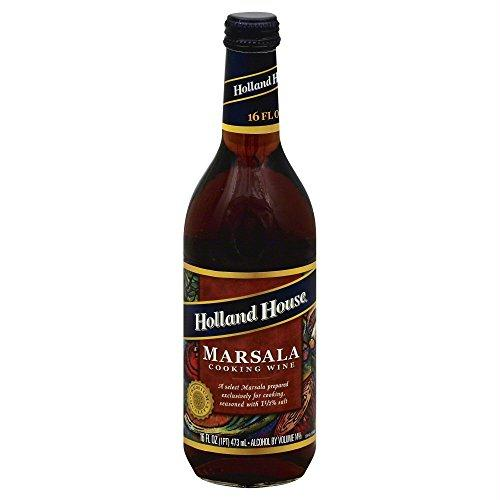 Holland House Marsala Cooking Wine (1x16 Oz)