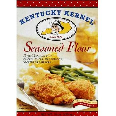 Kentucky Kernel Cookie Seasnd Flour (12x10oz )