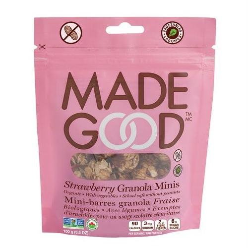 Made Good Granola Minis Strawberry (6x3.4 Oz)
