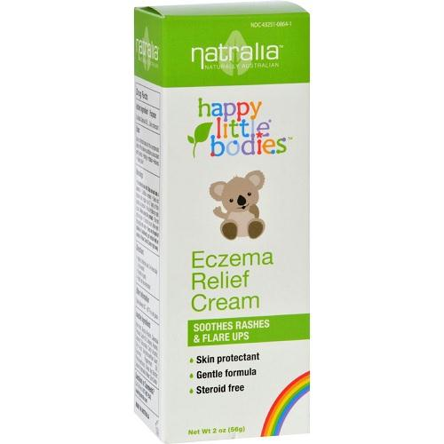 Natralia Happy Little Bodies Eczema Relief Cream (1x2 Oz)