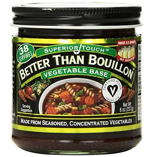 Better Than Bouillon Superior Touch Vegetable Base (6x8 Oz)