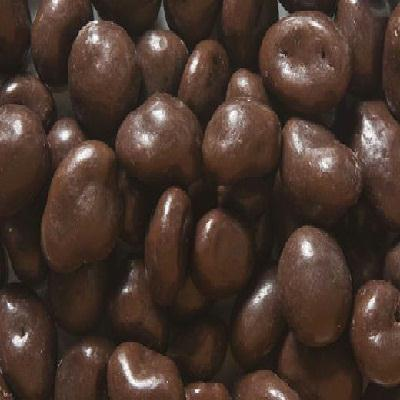 Woodstock Dark Chocolate Raisins (1x10lb )
