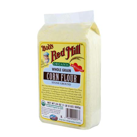 Bob's Red Mill Corn Flour (4x24oz )