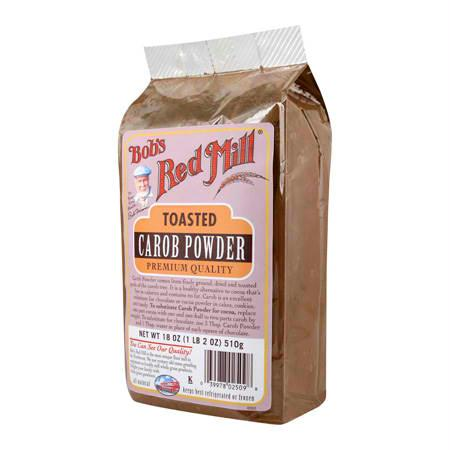 Bob's Red Mill Toasted Carob Powder (4x18oz )