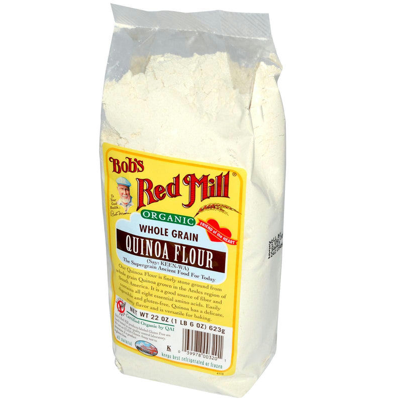 Bob's Red Mill Quinoa Flour (4x22oz )