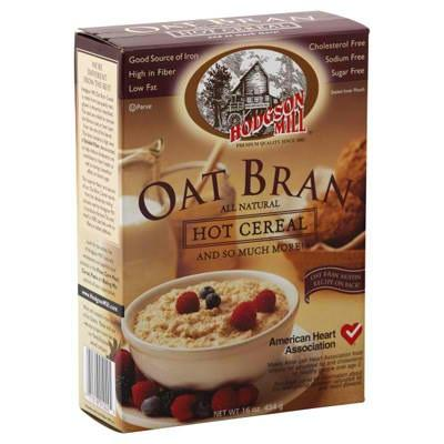 Hodgson Mill Oat Bran Cereal (12x16oz )
