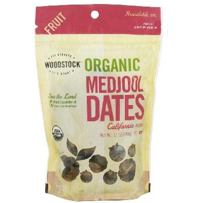 Woodstock Medjool Dates (8x12oz )