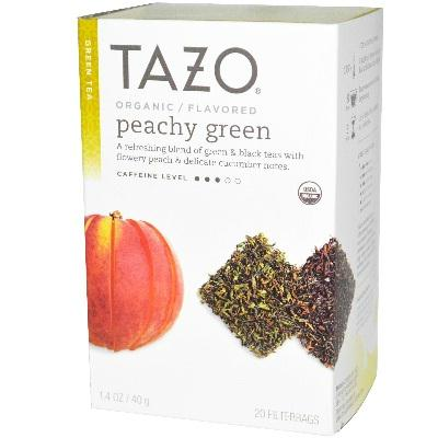 Tazo Pchy Green Tea (6x20bag )
