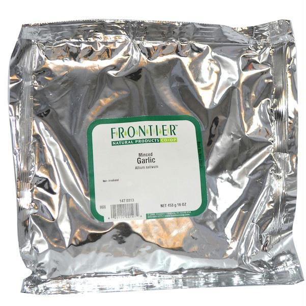 Frontier Garlic Minced (1x1lb )