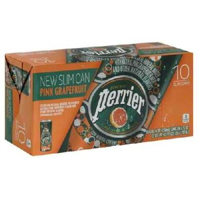 Perrier Sparkling Min Water Grapfruit (3x10pack )