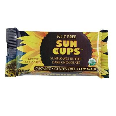 Sun Cups Dark Chocolate (12x1.5oz )
