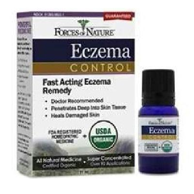 Forces Of Nature Eczema Cntrl (1x11ml )