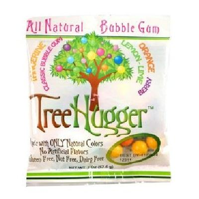 Tree Hugger Citrus Berry Bubble E Gum (12x2oz )