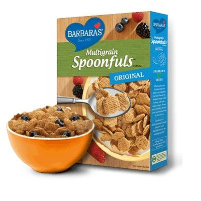 Barbara's Bakery Mltgrain Spoonfuls Original (12x14oz )