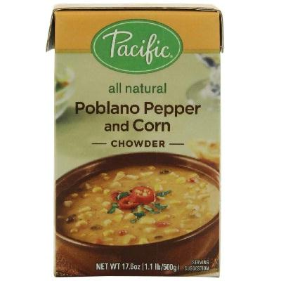 Pacific Natural Foods Ppr-corn Chewdr (12x17oz )