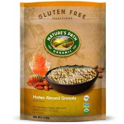 Nature's Path Honey-almond Granola Gf (8x11oz )