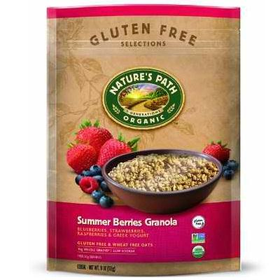 Nature's Path Smmr Berry Granola Gf (8x11oz )