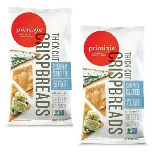 Primizie Simply Salted, Sea Salt (12x6.5 Oz)