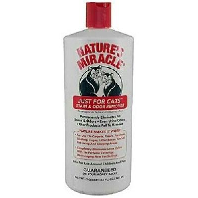 Nature's Miracle Just For Cats Stain (1x32oz )