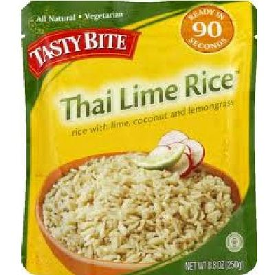 Tasty Bite Thai Lime Pilaf (6x8.8oz )