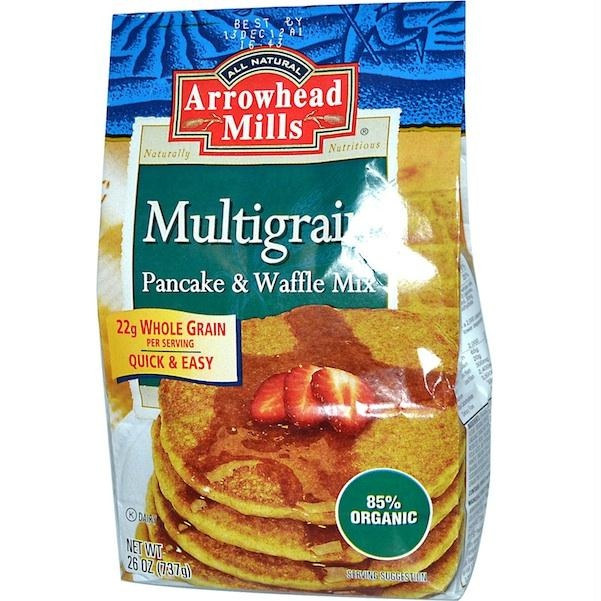 Arrowhead Mills Multigrain P-w Mx (6x26oz )