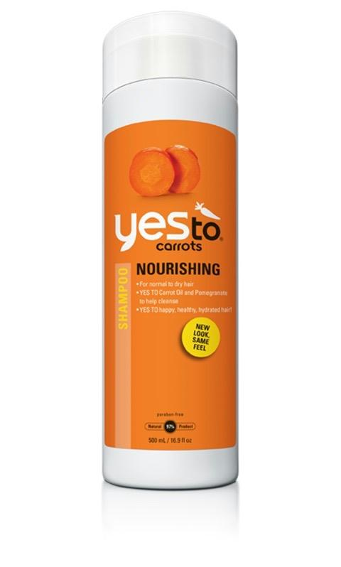 Yes To Carrots, Nourishing Shampoo (1x16.9 Oz)