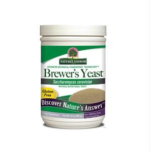 Nature's Answer Brewers Yeast (1x16 Oz)