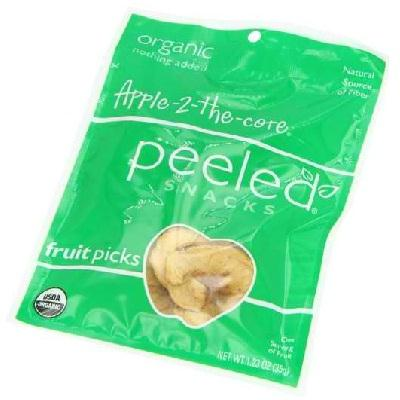 Peeled Apl2core Fruit Pk (10x1.23oz )