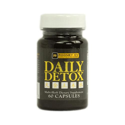 Wellements Rooney Cv Daily Detox Multi Herb (60 Capsules)