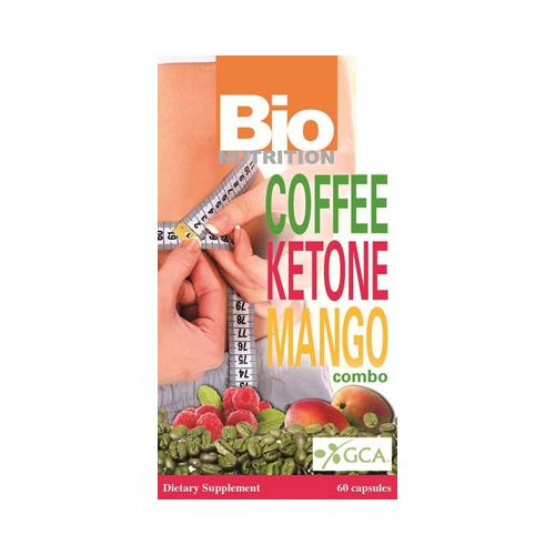 Bio Nutrition Coffee Keytone Mango Combo (1x60 Ct)