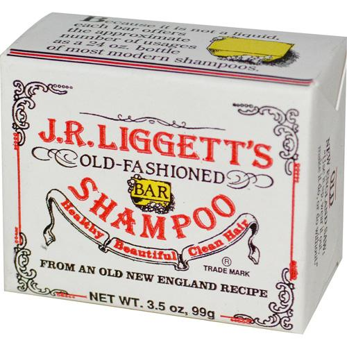 J.r. Liggett's Old Fashioned Bar Shampoo Counter Display  The Original  3.5 Oz  Case Of 12